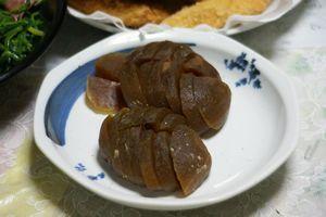 柿の奈良漬