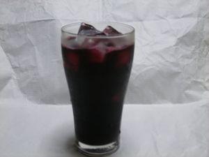 自家製葡萄ジュース